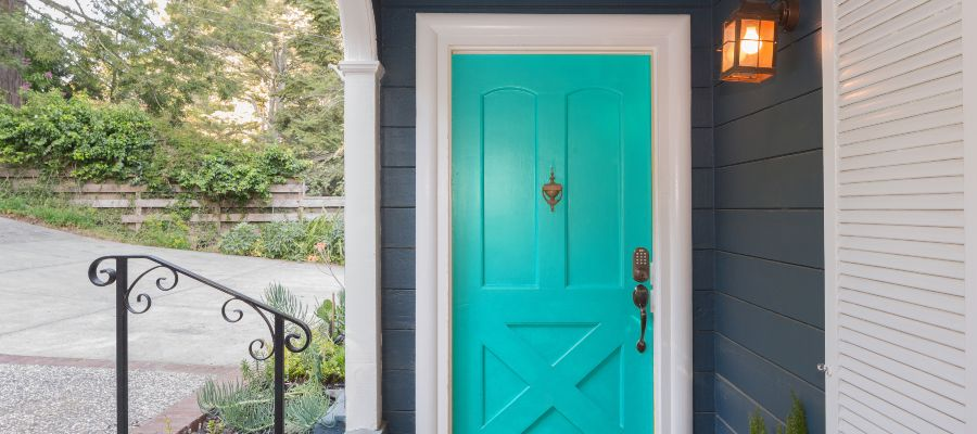 7 Ways To Secure Your Front Door Against Burglars